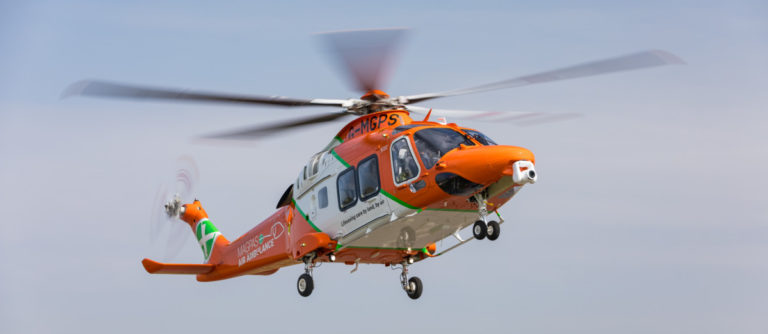 MAGPAS air ambulance