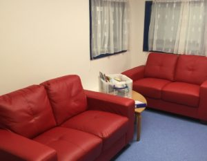 Childrens Ward Parents lounge