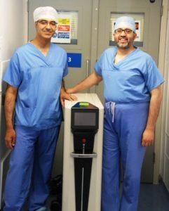 Urology surgeons
