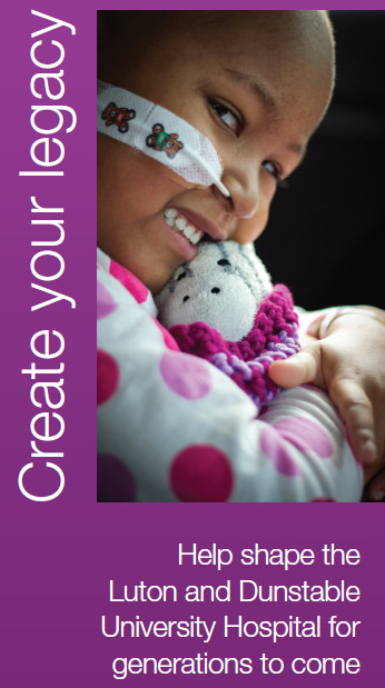 Create your legacy leaflet