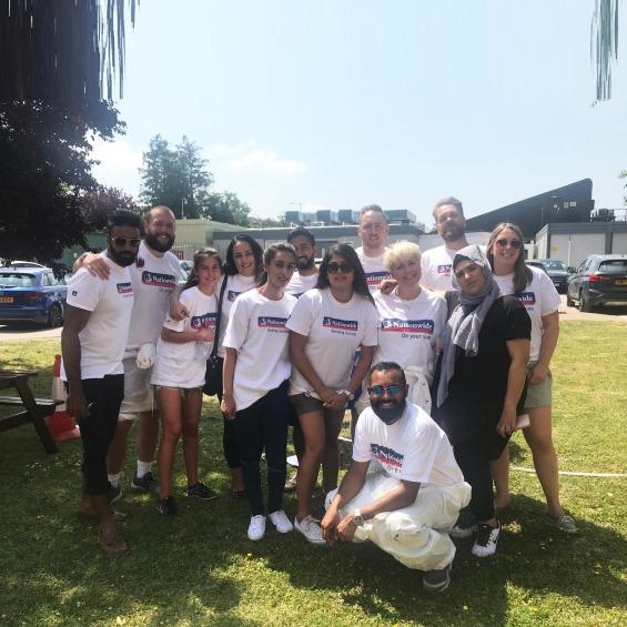 Nationwide volunteering