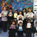 Childrens Mental Health Week card donation