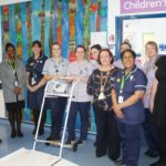 Bond Mason Paediatric Scale donation