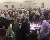 Staff and public enjoying our Quiz Night