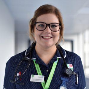 Meet our Cardiology Clinical Nurse Specialist