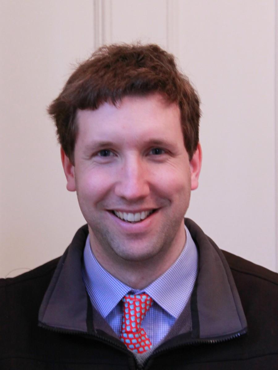 Image of Edward Phillips, Estate Director of Luton Hoo Estate