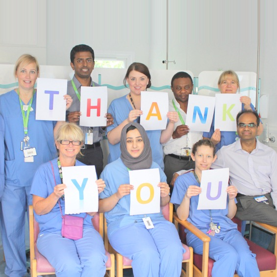 Welcome to the Luton and Dunstable Hospital Charitable Fund