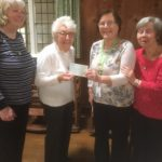 Stopsley Womens Guild donation