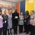 Childrens Ward David Donation