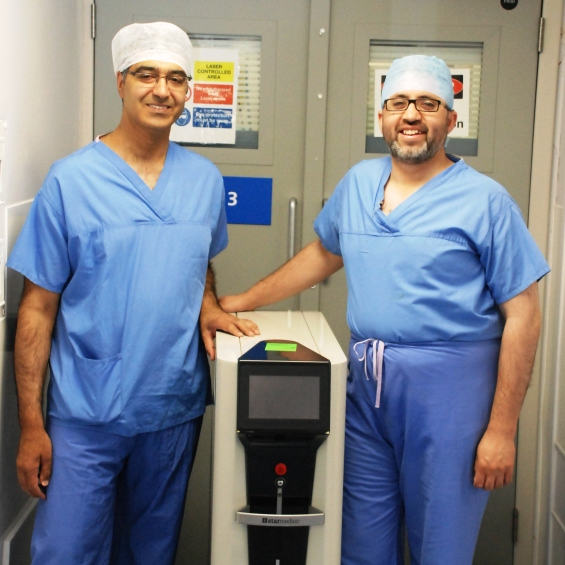 Urology consultants
