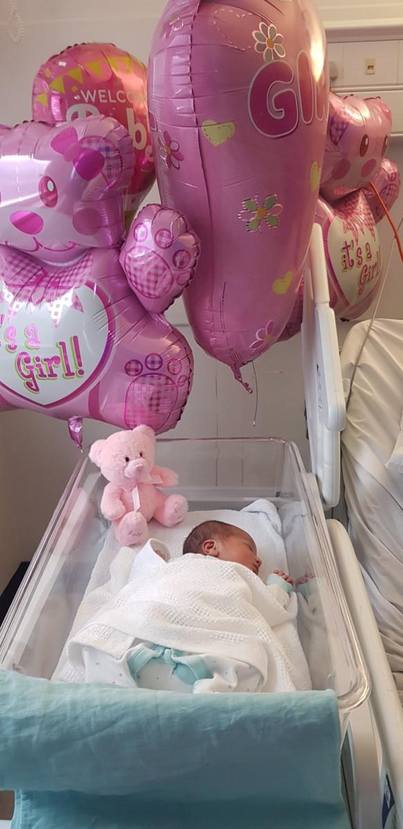 Baby Khan, New Year's Baby