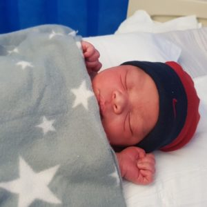 The L&D welcomed ten New Year's Day babies!