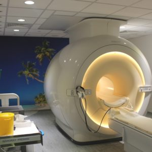 Third MRI scanner suite opens at the L&D