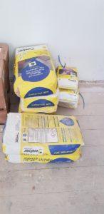 NICU Big Build supplies