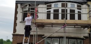 H2B fitting NICU Big Build windows
