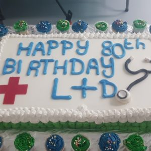 The L&D celebrated its 80th birthday!