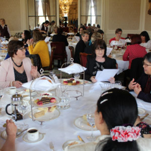 Long service awards celebrated at the Luton Hoo