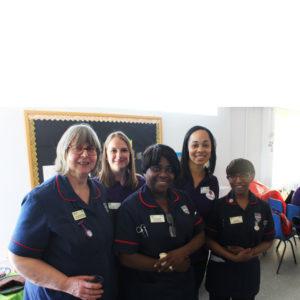 Breastfeeding Peer Supporters volunteer to help new mums