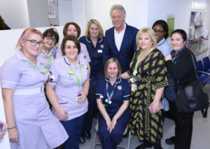 Pre assessment team with paul young