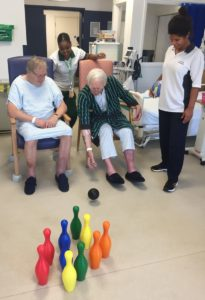 Acute and Emergency Therapy activities
