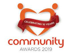 Two members of staff win community awards!