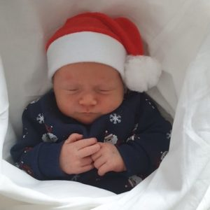 A bumper year for babies born on Christmas Day and New Year's Day