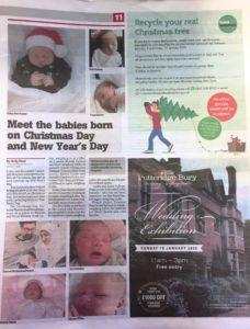 luton News babies story