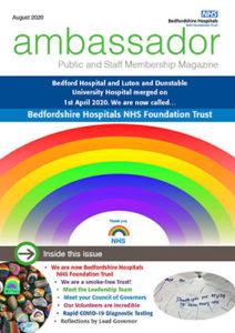 Ambassador August 2020 cover