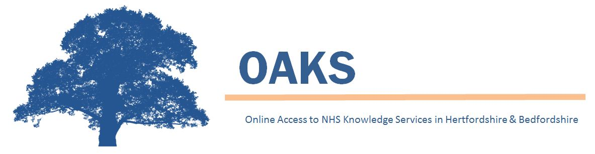 OAKS library logo
