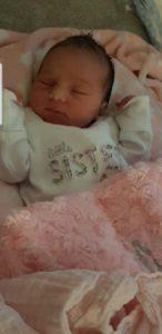 Baby Isabelle Bedford hospital
