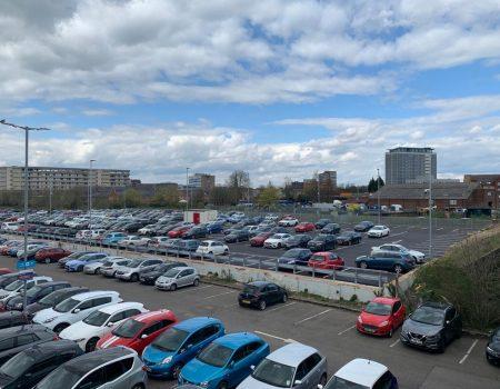 Britannia Road car park
