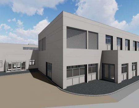 Bedford ED proposed designs