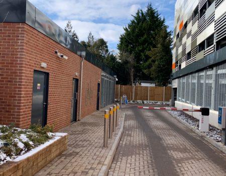 New L&D car park